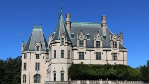 One of the best places to visit in North Carolina is the Biltmore house. This estate has a long history and is a real sight to behold.