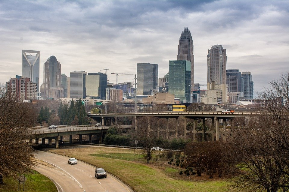 moving to Charlotte NC