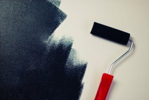 You won't have to spend a lot of money on paint so you could refresh your houses' look
