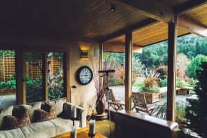 natural light in the room