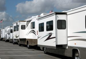One of the options for your camper is outdoor RV storage