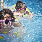 Visit a water park with your kids! That's one of the best Things to do in Greensboro NC!