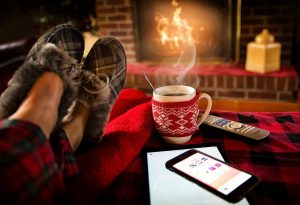 Enjoy a break after you redecorate your North Carolina home this winter