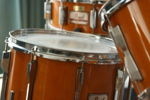 orange drums